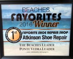 Atkinson Shoe Repair Jacksonville Beach